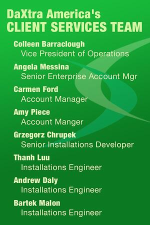 Client Services Team-4