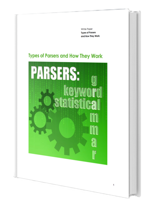 types of parsers thumbnail