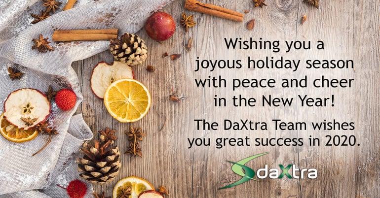 DaXtra online card social 2019