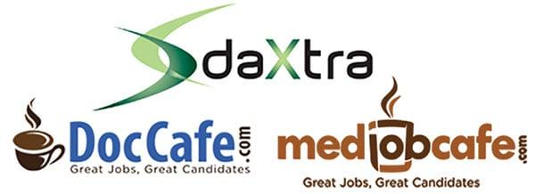 DocCafe MedJobsCafe DaXtra social
