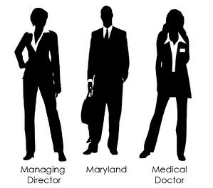 Candidates with MD in their CVs or resumes and how semantic search can distinguish in NPP