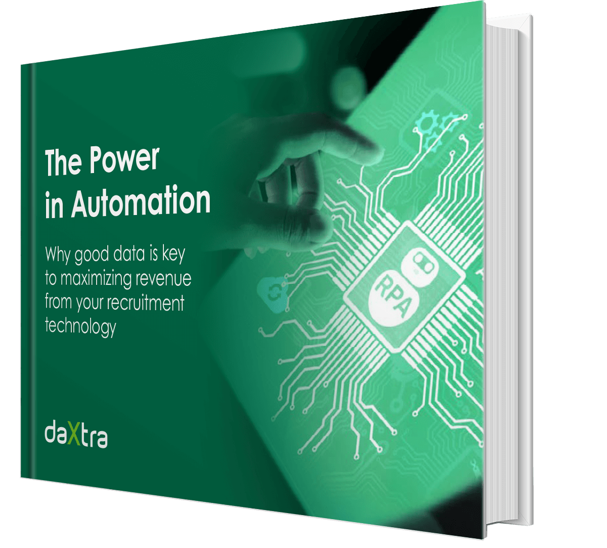 The Power in Automation eBook Thumbnail