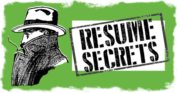 Resume Secrets4