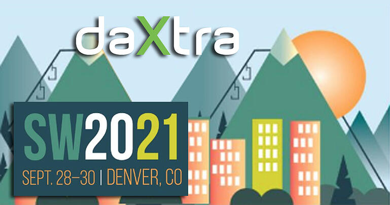 Daxtra exhibiting at Staffing World 2021