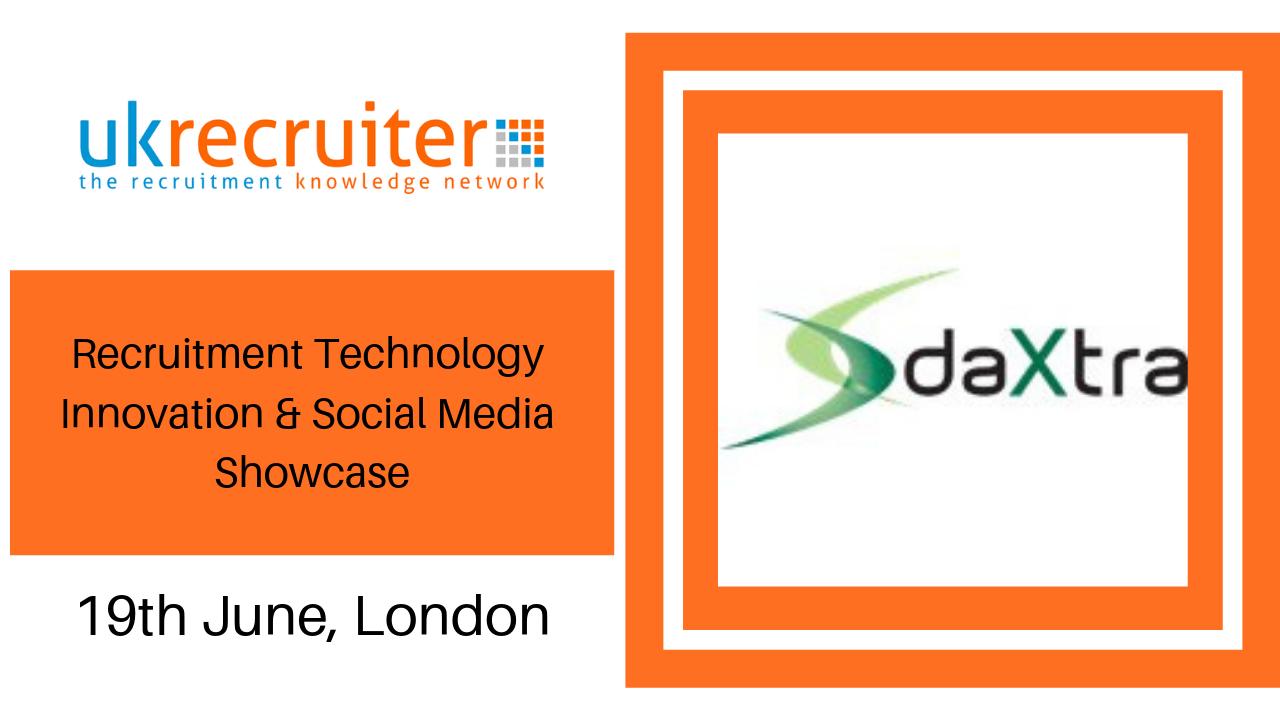 DaXtra_UKRecruiter_TechShowcase2019