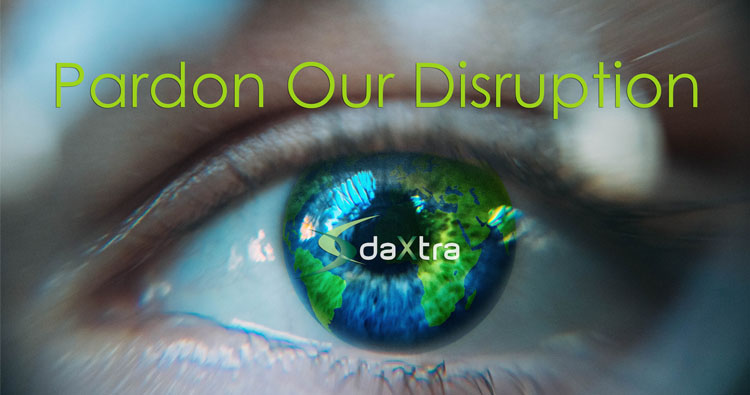 Disruption Vision 750