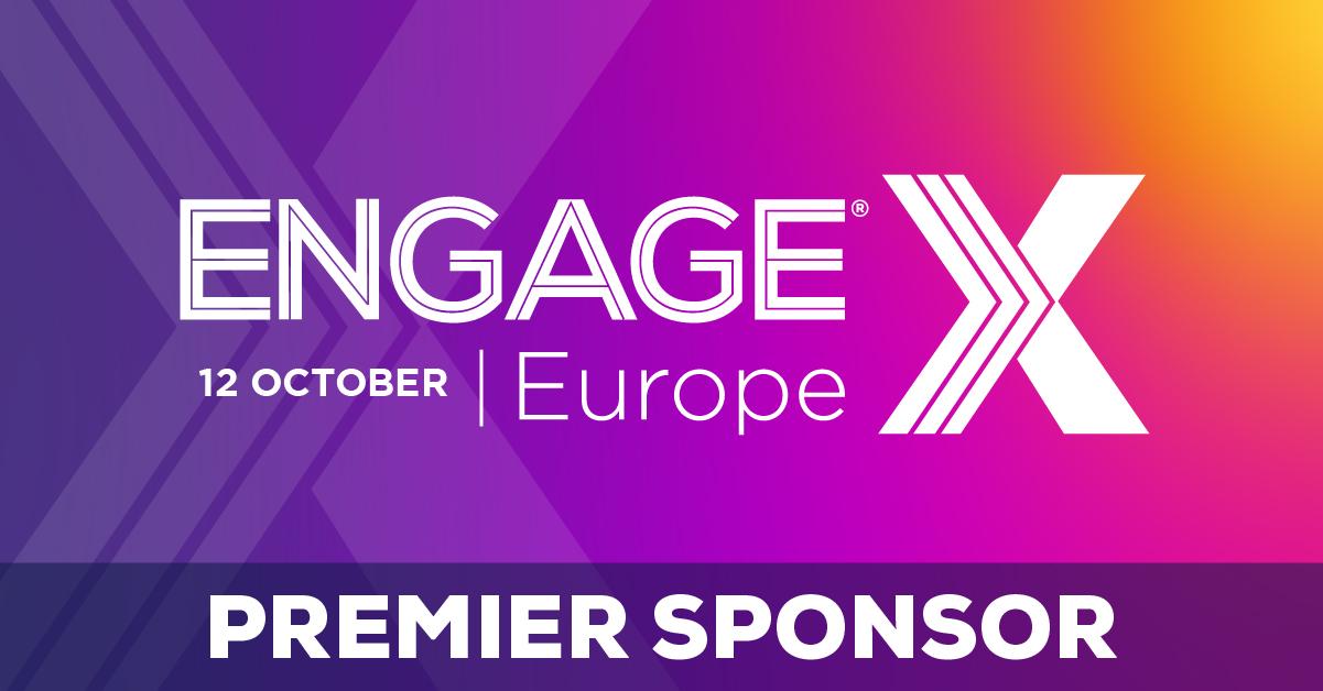 Bullhorn EngageX Europe 2021 Logo
