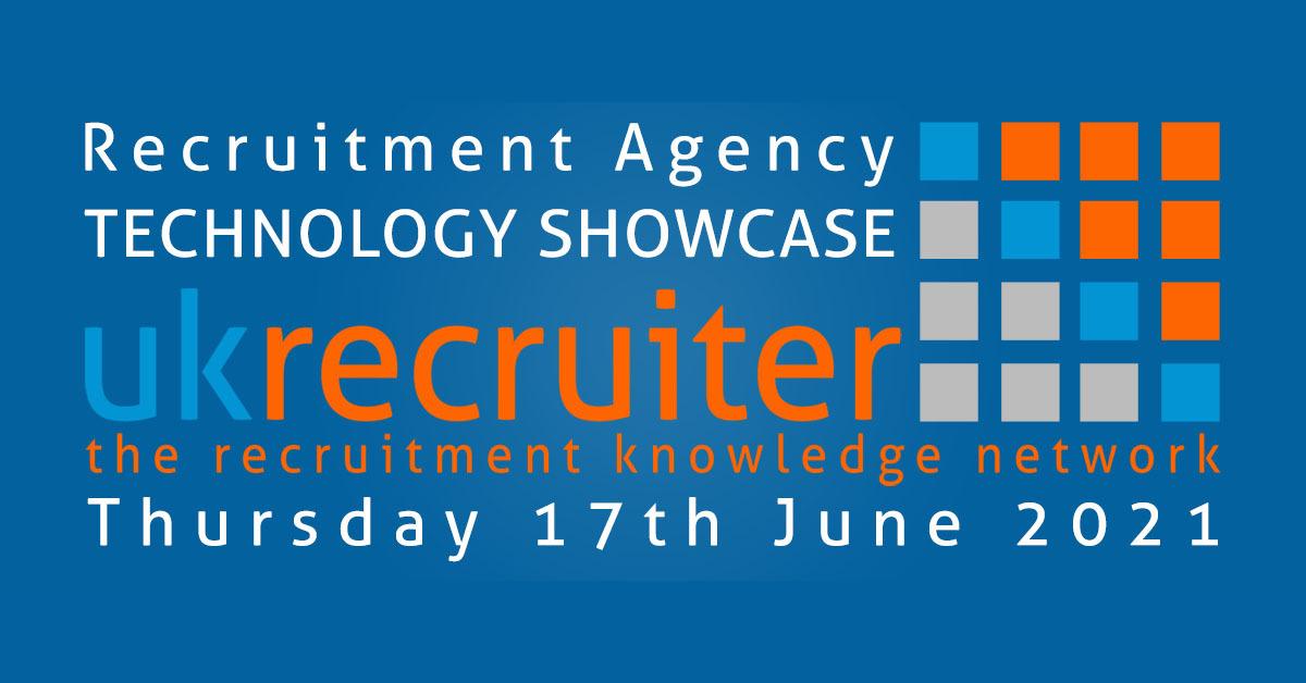 Recruitment Agency Technology Showcase logo