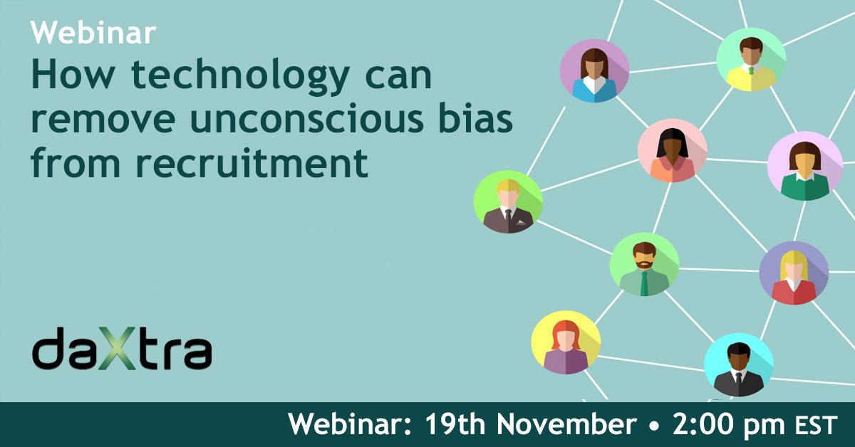 remove unconscious bias